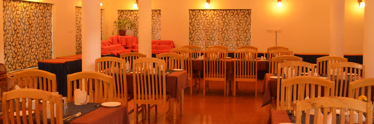 Multicuisine Restaurant for Small Parties